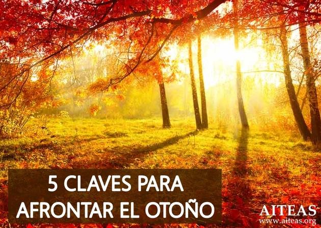 5 Claves para afrontar el otoño