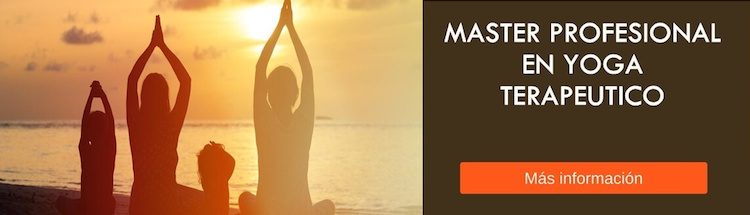Master profesional en yoga terapeutico
